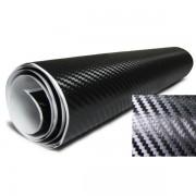 3D Carbon Struktur Folie Vinyl