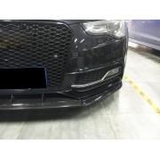 Carbon Front Spoiler Audi S5